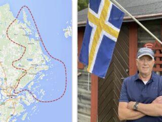 Nyt flag i Roslagen nord for Stockholm
